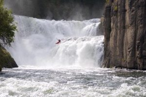 Dropping some HUGE falls!